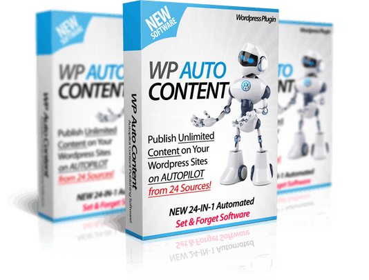 WP Auto Content Review – Fetch Content from 100s of Source for Your Site in 1-Click 3