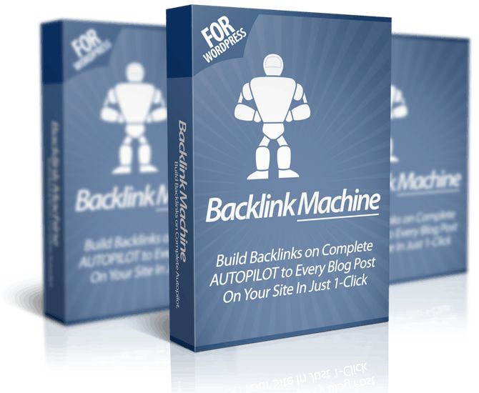 Backlink Machine Review – Build Backlinks in 1-Click & Rank Your Site Higher 3