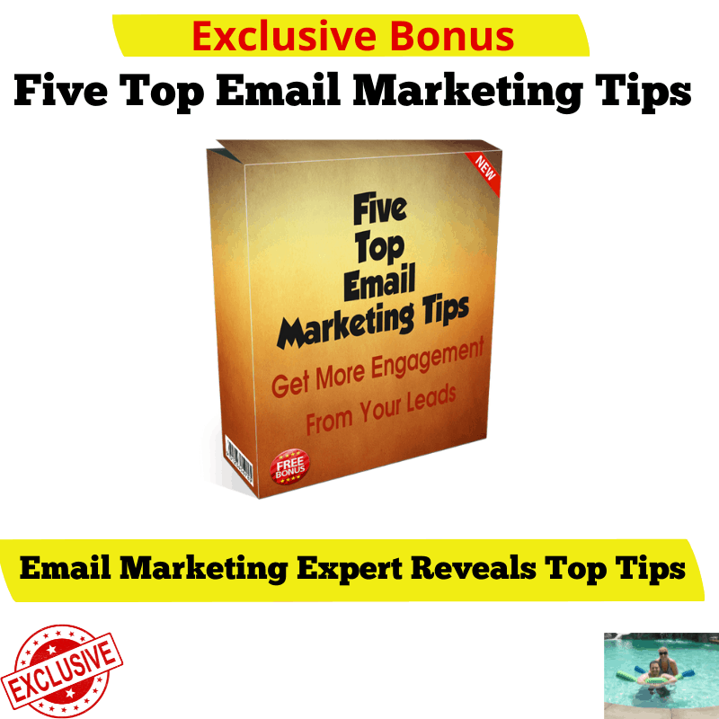 Five Top Email Marketing Tips1 1