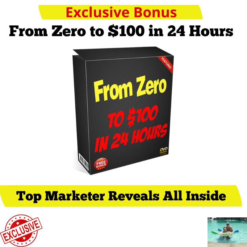 Zero to 100 in 24 Hours 1