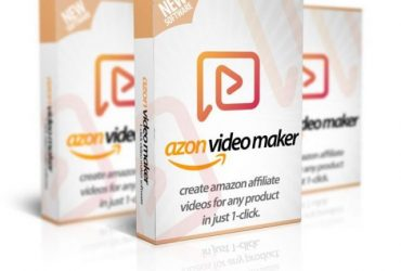 Azon Video Maker Review – Turn Amazon Products into Videos for Free Traffic & amp; Sales